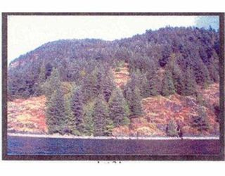 Photo 8: LOT 2 INDIAN ARM BB: Belcarra Land for sale (Port Moody)  : MLS®# V552981