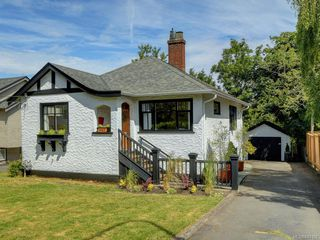 Photo 1: 982 Lovat Ave in Saanich: SE Quadra Single Family Detached for sale (Saanich East)  : MLS®# 843162