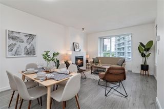 """Photo 6: 411 4783 DAWSON Street in Burnaby: Brentwood Park Condo for sale in """"COLLAGE"""" (Burnaby North)  : MLS®# R2480610"""