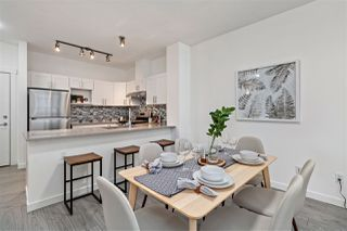 """Photo 7: 411 4783 DAWSON Street in Burnaby: Brentwood Park Condo for sale in """"COLLAGE"""" (Burnaby North)  : MLS®# R2480610"""