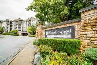 "Photo 2: 102 9233 GOVERNMENT Street in Burnaby: Government Road Condo for sale in ""Sandlewood complex"" (Burnaby North)  : MLS®# R2502395"