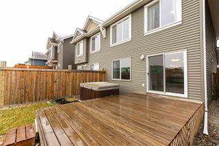 Photo 33: 7703 24 Avenue in Edmonton: Zone 53 House Half Duplex for sale : MLS®# E4218328
