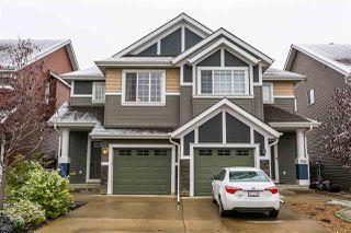 Photo 2: 7703 24 Avenue in Edmonton: Zone 53 House Half Duplex for sale : MLS®# E4218328