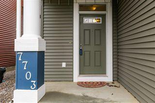 Photo 5: 7703 24 Avenue in Edmonton: Zone 53 House Half Duplex for sale : MLS®# E4218328