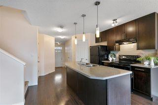 Photo 1: 7703 24 Avenue in Edmonton: Zone 53 House Half Duplex for sale : MLS®# E4218328