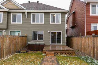 Photo 30: 7703 24 Avenue in Edmonton: Zone 53 House Half Duplex for sale : MLS®# E4218328