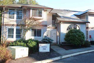 "Photo 1: 208 1750 MCKENZIE Road in Abbotsford: Poplar Townhouse for sale in ""Alderglen"" : MLS®# R2523213"