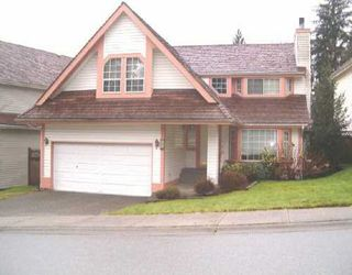 Photo 1: 1340 CIMARRON DR in Coquitlam: Canyon Springs House for sale : MLS®# V570099