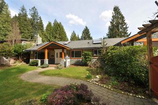 Photo 3: 4242 FONTEYN Way in North Vancouver: Canyon Heights NV House for sale : MLS®# R2466207