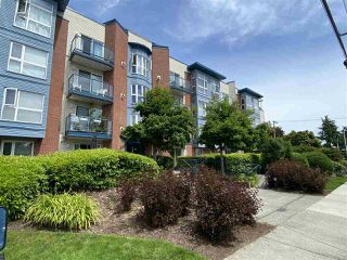 """Photo 2: 107 20277 53 Avenue in Langley: Langley City Condo for sale in """"Metro II"""" : MLS®# R2468327"""