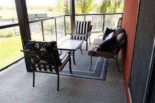 Photo 26: 111 304 AMBLESIDE Link in Edmonton: Zone 56 Condo for sale : MLS®# E4203816