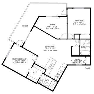 Photo 33: 111 304 AMBLESIDE Link in Edmonton: Zone 56 Condo for sale : MLS®# E4203816