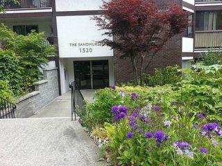 Photo 1: 402 1520 VIDAL Street: White Rock Home for sale ()  : MLS®# F1406793