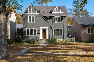 Main Photo: 338 Brock Street in Winnipeg: River Heights North Residential for sale (1C)  : MLS®# 202025256