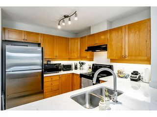"Photo 15: 408 808 SANGSTER Place in New Westminster: The Heights NW Condo for sale in ""The Brockton"" : MLS®# R2505572"