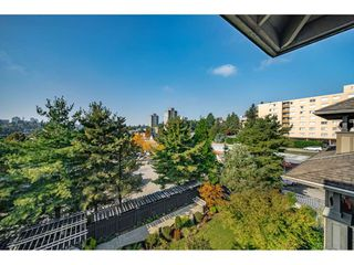 "Photo 30: 408 808 SANGSTER Place in New Westminster: The Heights NW Condo for sale in ""The Brockton"" : MLS®# R2505572"