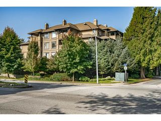 "Photo 1: 408 808 SANGSTER Place in New Westminster: The Heights NW Condo for sale in ""The Brockton"" : MLS®# R2505572"