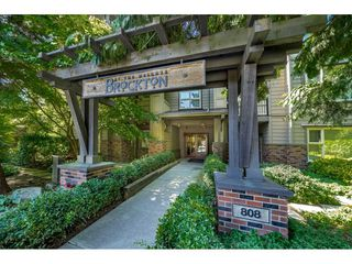 "Photo 2: 408 808 SANGSTER Place in New Westminster: The Heights NW Condo for sale in ""The Brockton"" : MLS®# R2505572"