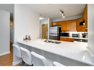 "Photo 14: 408 808 SANGSTER Place in New Westminster: The Heights NW Condo for sale in ""The Brockton"" : MLS®# R2505572"