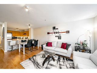 "Photo 9: 408 808 SANGSTER Place in New Westminster: The Heights NW Condo for sale in ""The Brockton"" : MLS®# R2505572"
