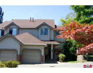 "Photo 1: 13900 HYLAND Road in Surrey: East Newton Townhouse for sale in ""Hyland Grove"" : MLS®# F2617473"