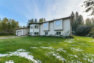 Photo 1: 52423 RGE RD 20: Rural Parkland County House for sale : MLS®# E4181283
