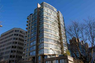 "Main Photo: 402 1238 BURRARD Street in Vancouver: Downtown VW Condo for sale in ""ALTADENA"" (Vancouver West)  : MLS®# R2423214"