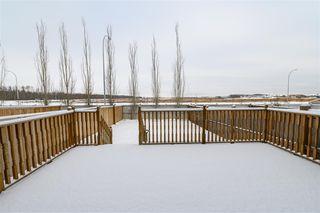 Photo 24: 21318 61 Avenue in Edmonton: Zone 58 House Half Duplex for sale : MLS®# E4182904