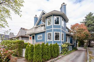 Photo 2: 2427 W 6TH Avenue in Vancouver: Kitsilano Townhouse for sale (Vancouver West)  : MLS®# R2451927