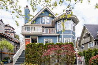 Main Photo: 2427 W 6TH Avenue in Vancouver: Kitsilano Townhouse for sale (Vancouver West)  : MLS®# R2451927