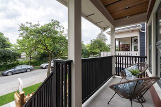 Photo 4: 1 637 ATLANTIC Street in Vancouver: Strathcona House 1/2 Duplex for sale (Vancouver East)  : MLS®# R2475397