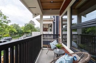 Photo 5: 1 637 ATLANTIC Street in Vancouver: Strathcona House 1/2 Duplex for sale (Vancouver East)  : MLS®# R2475397