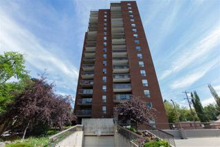 Photo 1: 1202 11027 87 Avenue in Edmonton: Zone 15 Condo for sale : MLS®# E4211485