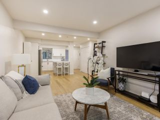 """Photo 4: 101 988 W 16TH Avenue in Vancouver: Cambie Condo for sale in """"THE OAKS"""" (Vancouver West)  : MLS®# R2498587"""
