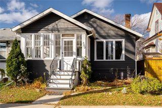 Photo 1: 302 Aubrey Street in Winnipeg: Wolseley Residential for sale (5B)  : MLS®# 202026202