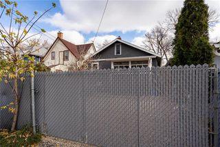 Photo 27: 302 Aubrey Street in Winnipeg: Wolseley Residential for sale (5B)  : MLS®# 202026202