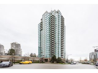 Photo 1: 1401 4388 BUCHANAN Street in Burnaby: Brentwood Park Condo for sale (Burnaby North)  : MLS®# R2408623