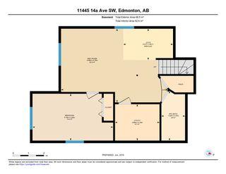 Photo 48: 11445 14A Avenue in Edmonton: Zone 55 House for sale : MLS®# E4185963