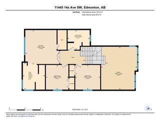 Photo 50: 11445 14A Avenue in Edmonton: Zone 55 House for sale : MLS®# E4185963