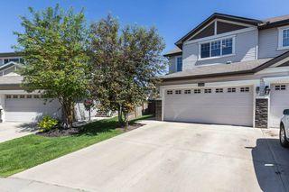 Photo 1: 6108 SUNBROOK Landing: Sherwood Park House Half Duplex for sale : MLS®# E4204018