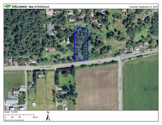 Photo 1: 47227 YALE Road in Chilliwack: Chilliwack E Young-Yale Land for sale : MLS®# R2472272