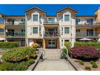 """Main Photo: 314 15255 18 Avenue in Surrey: King George Corridor Condo for sale in """"The Courtyard"""" (South Surrey White Rock)  : MLS®# R2472400"""