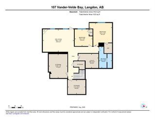 Photo 50: 107 VANDER VELDE Bay: Langdon Detached for sale : MLS®# A1021315