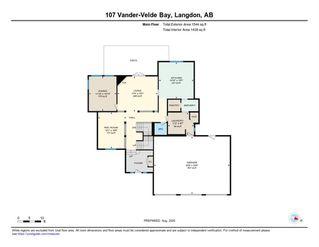 Photo 48: 107 VANDER VELDE Bay: Langdon Detached for sale : MLS®# A1021315