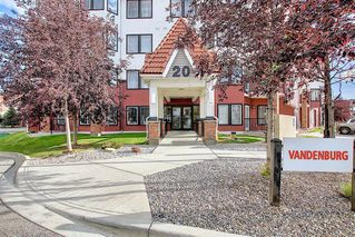 Main Photo: 112 20 ROYAL OAK Plaza NW in Calgary: Royal Oak Apartment for sale : MLS®# A1023203