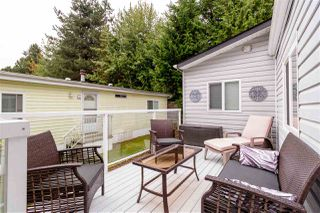 "Photo 3: 42 145 KING EDWARD Street in Coquitlam: Maillardville Manufactured Home for sale in ""MILL CREEK VILLAGE"" : MLS®# R2509397"
