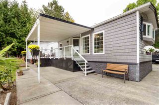 "Photo 2: 42 145 KING EDWARD Street in Coquitlam: Maillardville Manufactured Home for sale in ""MILL CREEK VILLAGE"" : MLS®# R2509397"