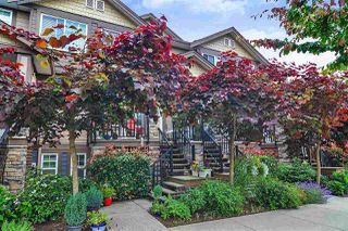 "Photo 1: 7 18818 71 Avenue in Surrey: Clayton Townhouse for sale in ""JOI"" (Cloverdale)  : MLS®# R2518217"