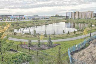 Photo 1: 313 11803 22 Avenue in Edmonton: Zone 55 Condo for sale : MLS®# E4174001