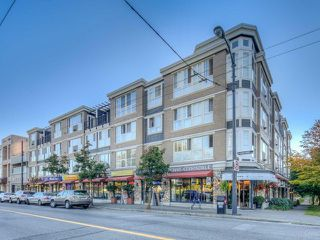 Photo 1: 311 2102 W 38TH Avenue in Vancouver: Kerrisdale Condo for sale (Vancouver West)  : MLS®# R2415463